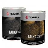 Тайка одноцветная перламутровая лазурь - Taika