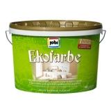 JOBI EKOFARBE (Джоби Эко Фарбе) моющаяся краска для спален и детских комнат
