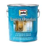 JOBI FENSTERAQUALACK (ФэнстерАквалак) акриловая эмаль для окон и дверей