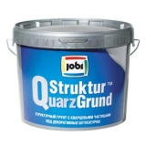 JOBI STRUKTURQUARZGRUND структурный грунт под декоративные штукатурки (Структур Кварц Грунт)