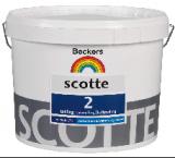 SCOTTE 2 краска для потолков (Скот 2)