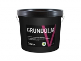 GrundoljaV (Прозрачное  масло на водной основе для пропитывания наружных деревянных поверхностей, перед нанесением финишного покрытия.)