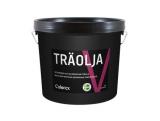 TraoljaV(Прозрачное  масло для пропитывания наружных деревянных поверхностей, перед нанесением финишного покрытия)