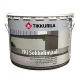 Юки (YKI) краска для цоколей и фасадов