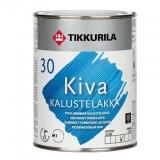 Кива лак для мебели, полуматовый (Kiva)