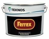 Феррекс серый — антикоррозионная краска (Ferreks)