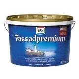JOBI FASSADPREMIUM (Джоби Фасад Премиум) краска фасадная премиум