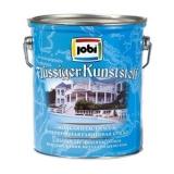 JOBI FLUSSIGERKUNSTSTOFF Жидкая пластмасса, суперпрочная глянцевая краска  (Флюсcигер Кунстштоф)