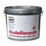 JOBI MODELLIERPUTZ декоративная штукатурка (МоделлирПутц)