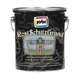 JOBI ROSTSHUTZGRUND антикоррозионная алкидная грунтовка для стальных, оцинкованных и алюминиевых поверхностей (РостШутцГрунт)