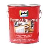 JOBI THERMOAQUAEMAIL (ТермоАкваэмаль)  эмаль для радиаторов