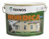 Нордика Эко — краска для домов (Nordica Eko)
