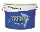 Тренд 7 краска для стен и потолков (Trend 7)