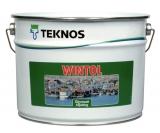 Винтол масляная краска для деревянных фасадов (Wintol)
